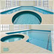 游泳池3 3d model