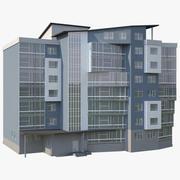 高层建筑2 3d model