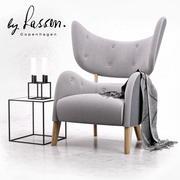Mein eigener Stuhl von Lassen 3d model