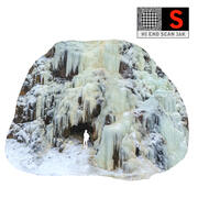 Ice Caves 3d model