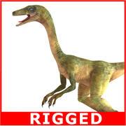 Compsognathus (Compy) 3d model