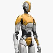 Robot Helper 3d model