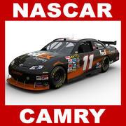 Nascar COT Stock Car - Denny Hamlin Camry 3d model