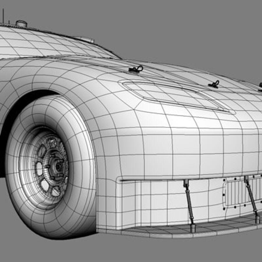 Nascar COT Stock Car - Kyle Busch Camry royalty-free modelo 3d - Preview no. 17