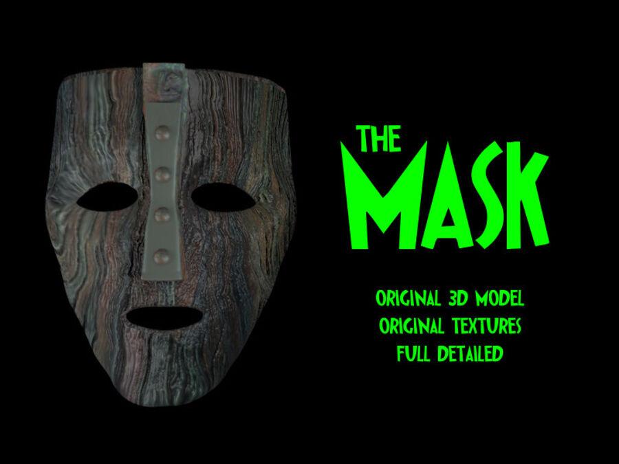 The Mask 1994 Movie 3d Model 100 C4d Free3d