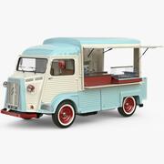 HY Food Truck 3d model