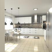 Kitchen #2 3d model