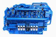 V16引擎 3d model