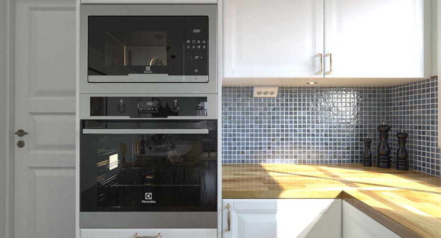 Cozinha # 3 royalty-free 3d model - Preview no. 9