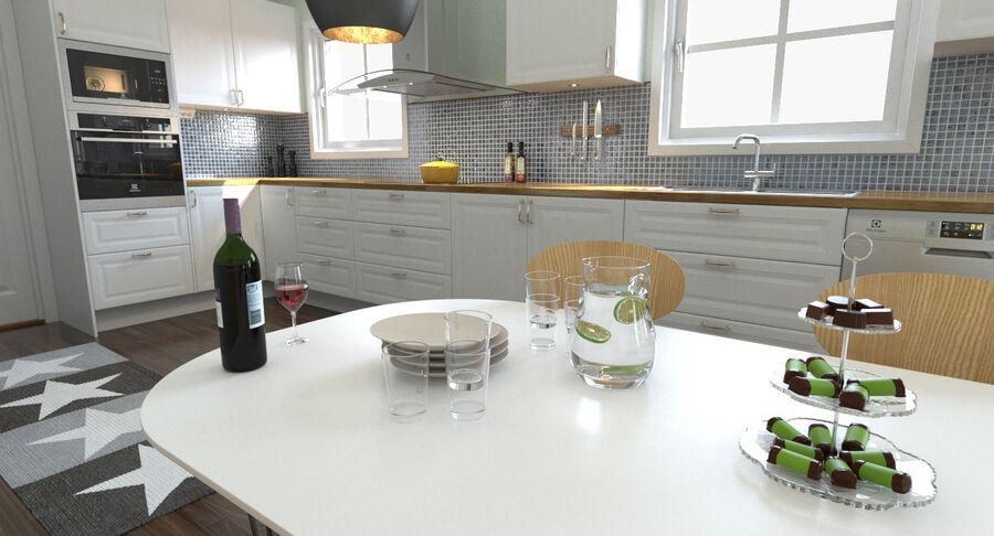 Cozinha # 3 royalty-free 3d model - Preview no. 5