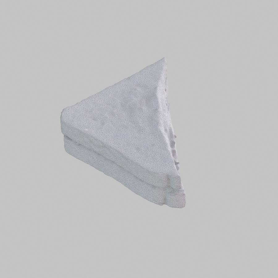 培根三明治 royalty-free 3d model - Preview no. 8