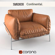 SWEDESE CONTINENTAL 3d model