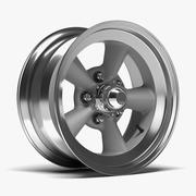 Torq Thrust Wheel 3d model