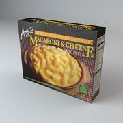 에이미 마카로니 & 치즈 3d model