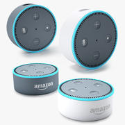 Amazon Echo Dot 3d model