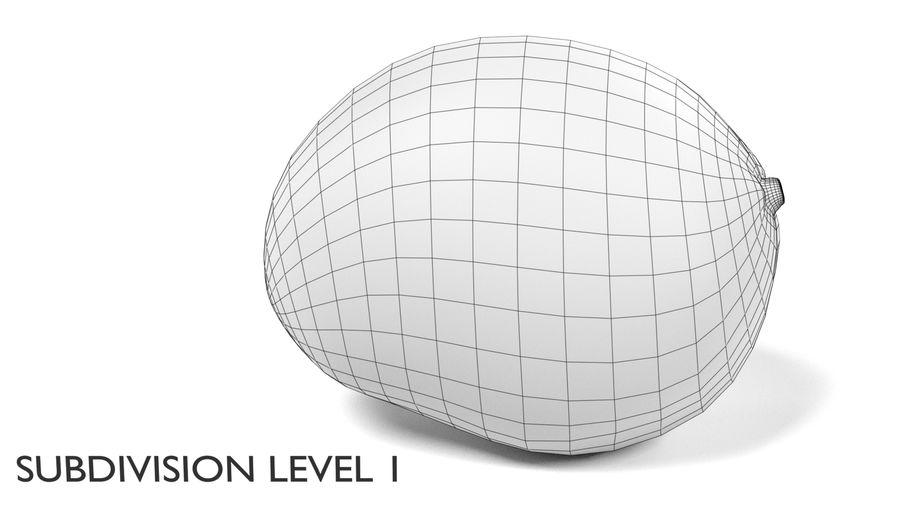 Mango royalty-free 3d model - Preview no. 9