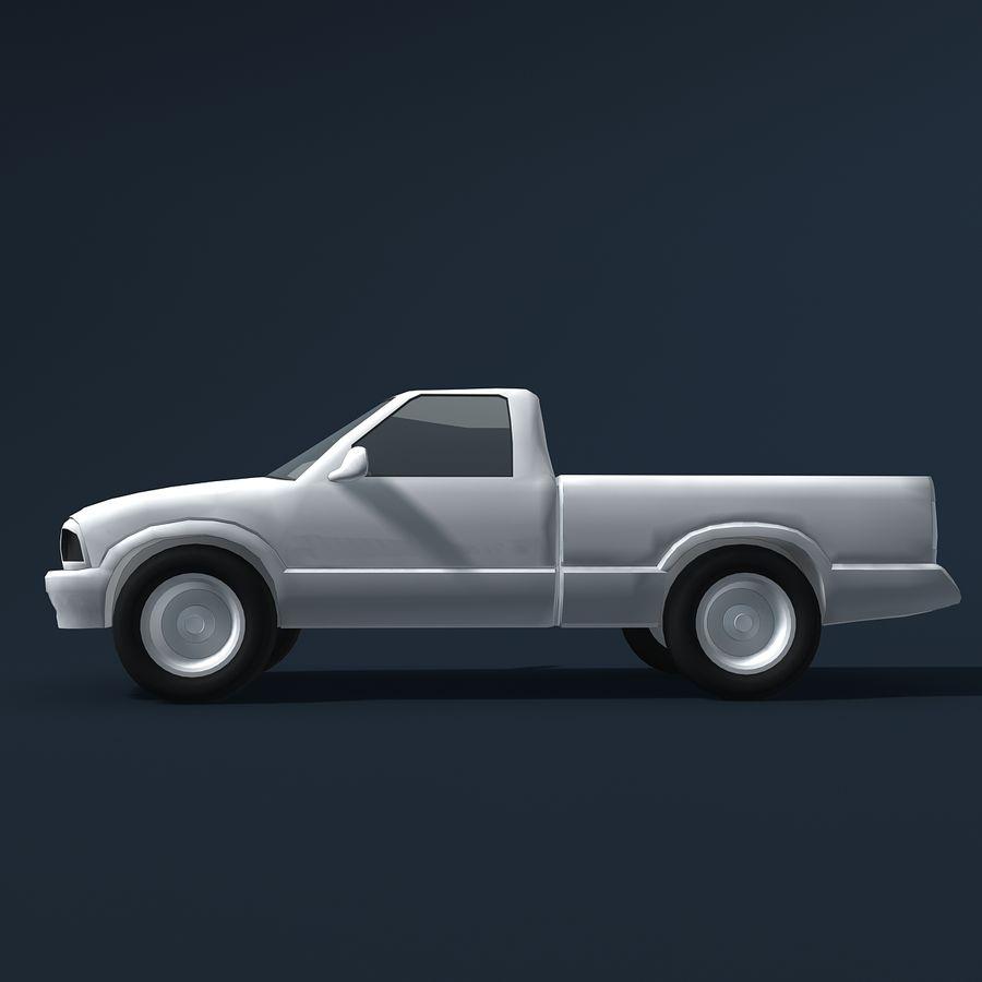 Универсальный Автомобиль royalty-free 3d model - Preview no. 9