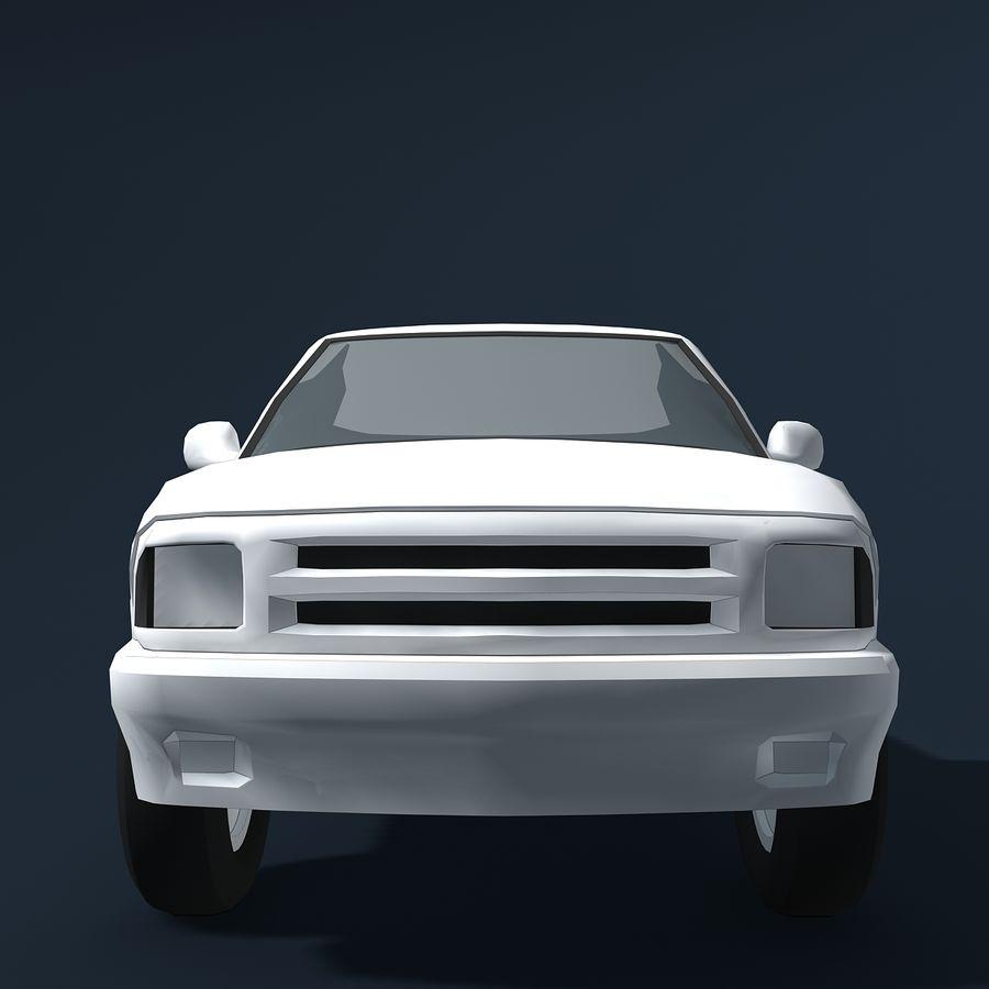 Универсальный Автомобиль royalty-free 3d model - Preview no. 12