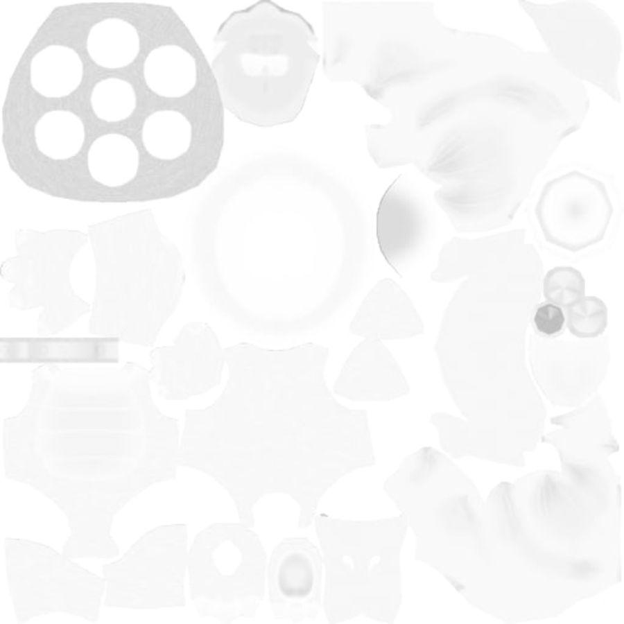 Людвиг фон Купа- Марио Карт 8 royalty-free 3d model - Preview no. 12
