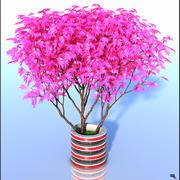 Sci-Fi Plant 3d model