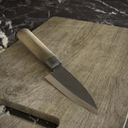 cuchillo japonés modelo 3d