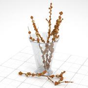 Vase de décoration 3d model