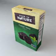 Tillbaka till Nature Fudge Mint Cookies 3d model
