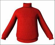 Winter Sweater 3d model
