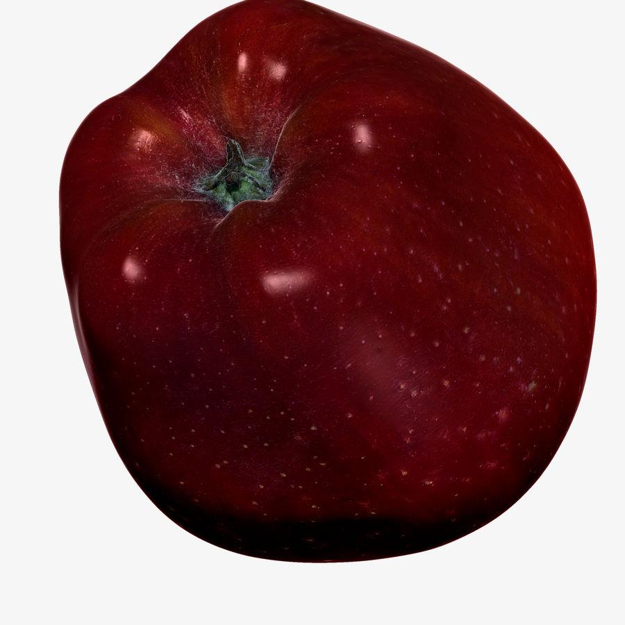 Appleは再トポロジー化された3DスキャンKA03をクリーンアップしました royalty-free 3d model - Preview no. 11