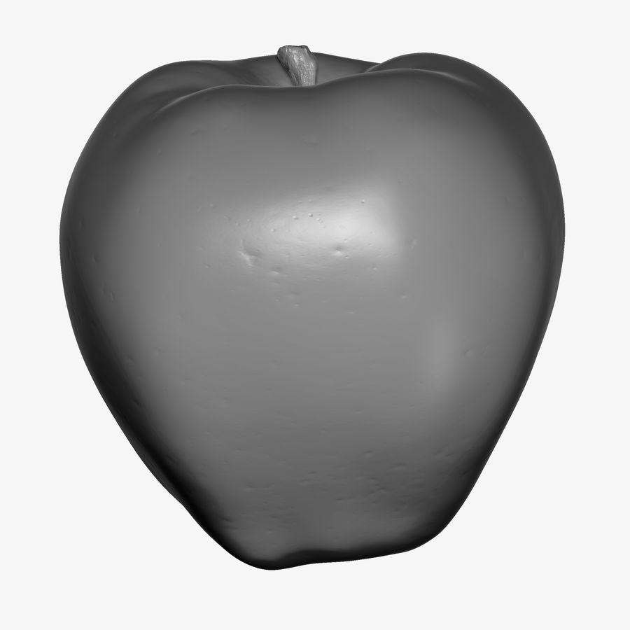 Appleは再トポロジー化された3DスキャンKA03をクリーンアップしました royalty-free 3d model - Preview no. 3