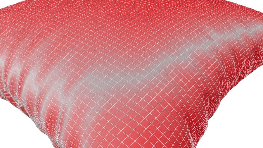 cushions royalty-free 3d model - Preview no. 13