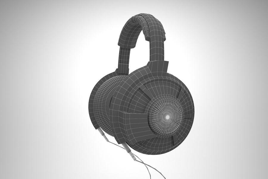 Słuchawki royalty-free 3d model - Preview no. 6