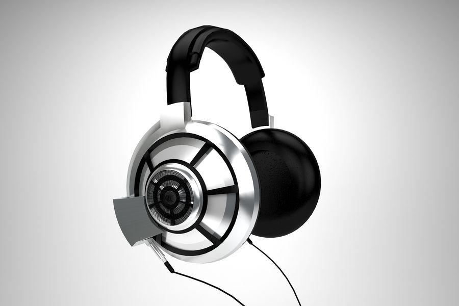 Słuchawki royalty-free 3d model - Preview no. 1