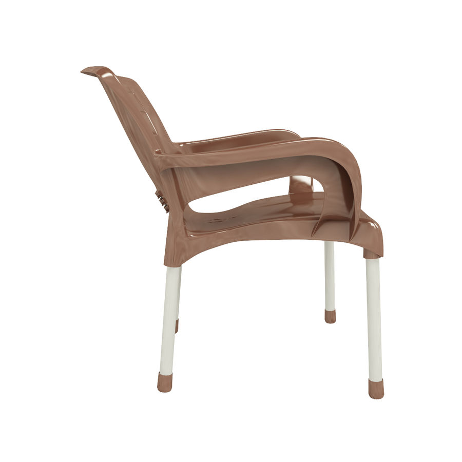 Galaxy Chair royalty-free 3d model - Preview no. 3