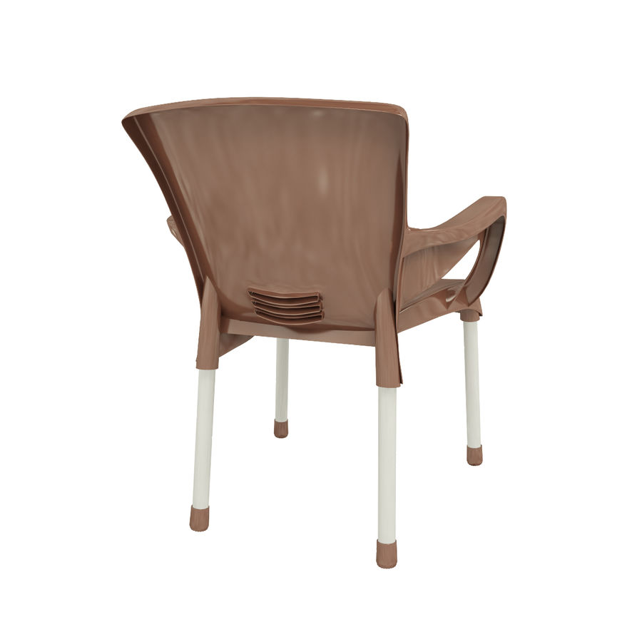 Galaxy Chair royalty-free 3d model - Preview no. 4
