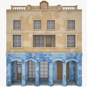 Fassade 3d model