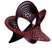 Calabi Yau 3d model