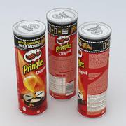 Pringles Original 165g 3d model