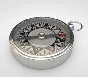 Kompass 3d model