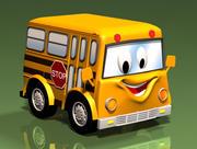 autobus 3d model