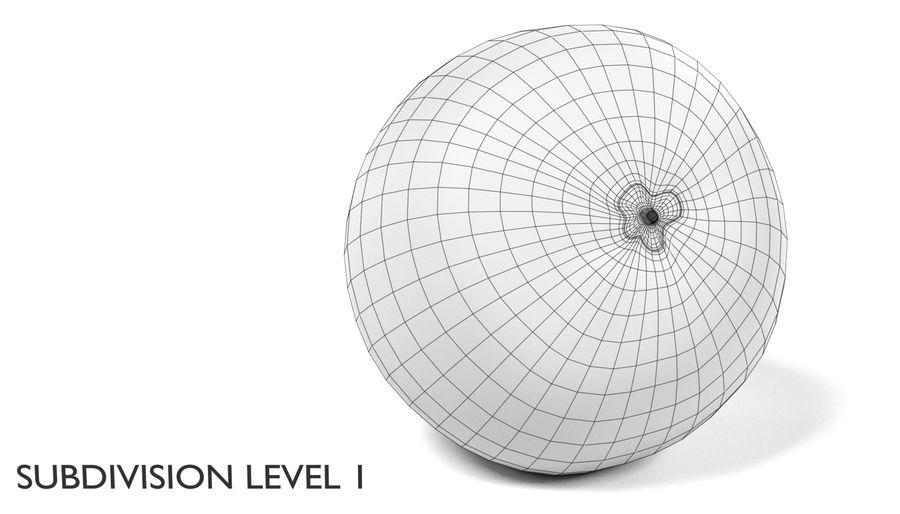 Pomelo royalty-free modelo 3d - Preview no. 9