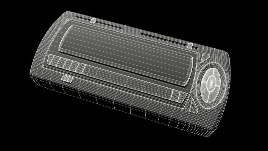 科幻小工具 royalty-free 3d model - Preview no. 17