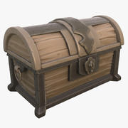 Imperial Chest of Conquest 3d model
