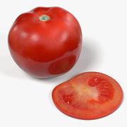 番茄套装 3d model