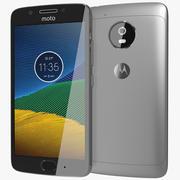 Motorola Moto G5 Gray 3d model