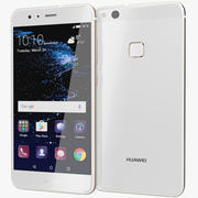Huawei P10 Lite Blanc 3d model