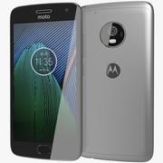 Motorola Moto G5 Plus Gray 3d model
