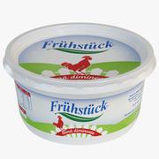 Fruhstuck Margarine Box 3d model
