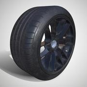 PBR - Michelin Pilot Super Sport - (Game ready) LOD 0 3d model
