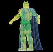 Batman Armored (Batman V Superman) 3d model